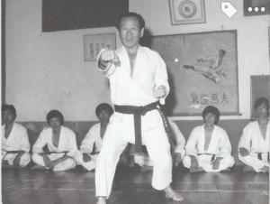 Song Moo Kwan Founder Supreme Grand Master Ro